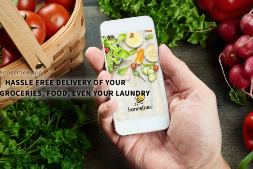 Install honestbee for a Hassle-Free Delivery of your Groceries, Food, Even Your Laundry