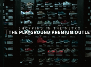 More choices at the newly opened The Playground Premium Outlet