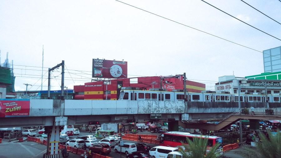 Pasy Rotunda corner EDSA