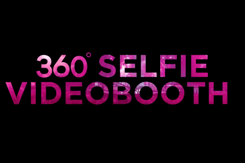 360 Selfie: the Next Level Videobooth for a more interactive Events