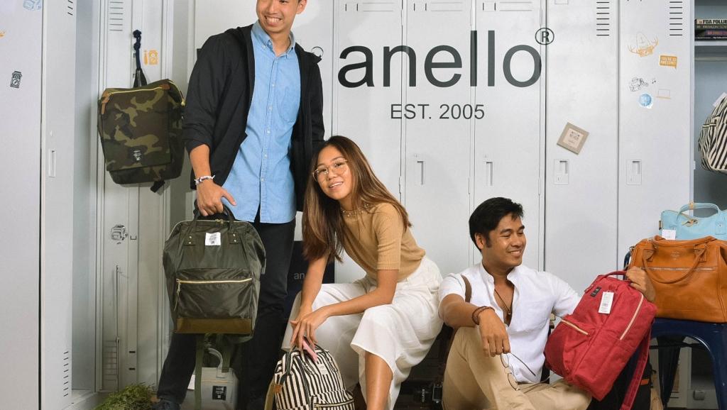 Hello Anello! Japan's IT bag, now in Manila!