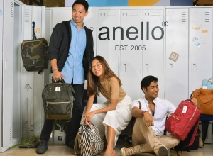Hello Anello! Japan's IT bag, now in Manila!