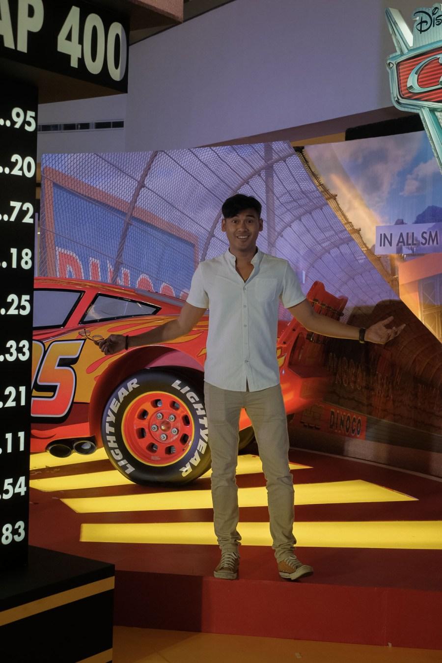 CARS 3 BY PIXAR SM CINEMA (1 of 4)