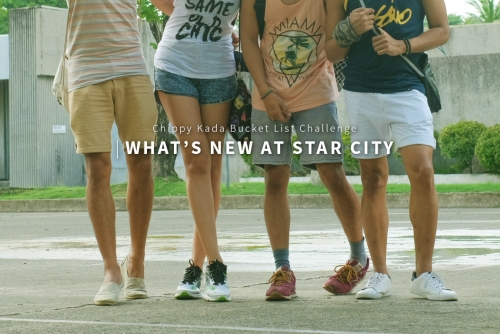 What's new at Star City in Pasay City + Chippy Kada Bucket List Challenge