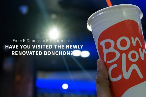 From K-Dramas to K-Tastic meals at the newly renovated BonChon