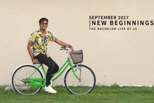 New Beginnings (September 2017)