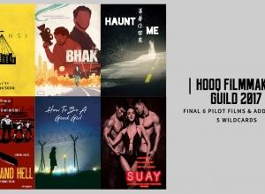 HOOQ Filmmakers Guild 2017 announces final pilot films & additional 5 wildcards