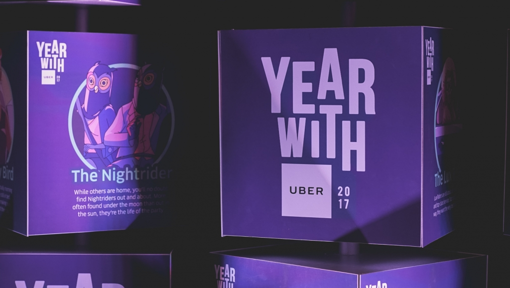 Know your Uber archetype + My Year with Uber #YearwithUber