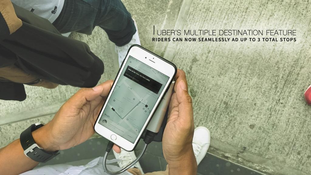 Uber now has 'Multiple destination feature' & more