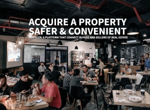 Hoppler lets you acquire a property safe and convenient