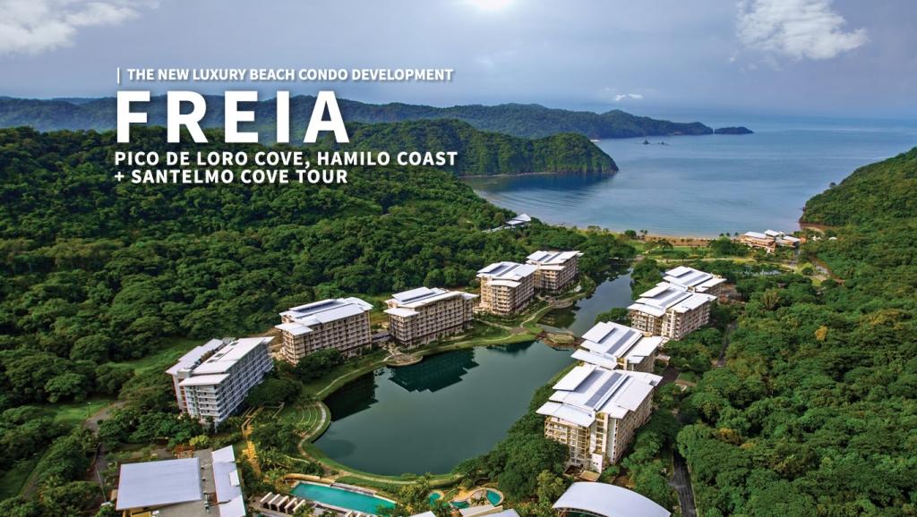 FREIA, the new luxury beach condo development in Pico De Loro Cove, Hamilo Coast