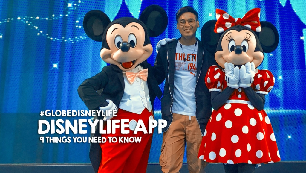 9 things you need to know about Globe Telecom's DisneyLife App