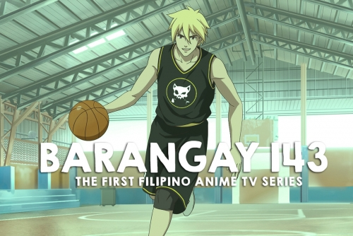 'Barangay 143' The First Filipino Anime Series to air in GMA 7