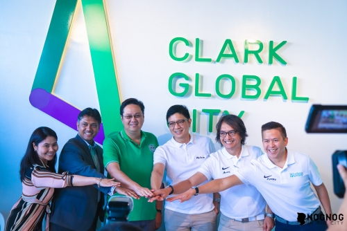 Be part of the 10,000 people running at the 10th TCS Clark Animo International Marathon