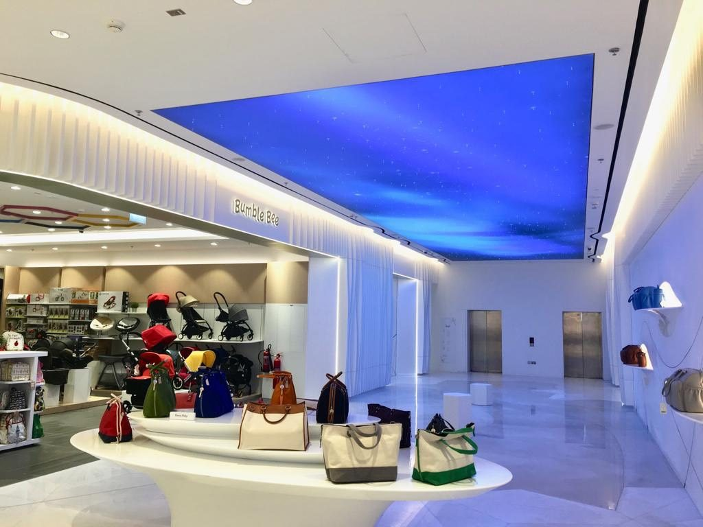 the importance of lighting in retail