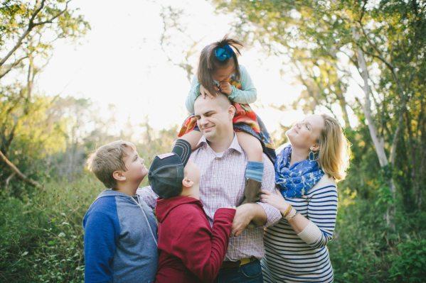 chris family