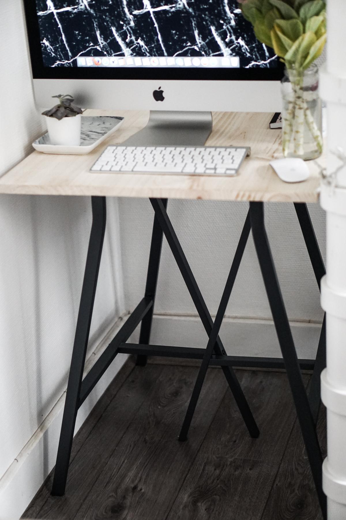 DIY Un Bureau Pour Moins De 30 N O H O L I T A