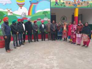 Enroll your children in government schools and get free facilities and good education – Gurjit Singh