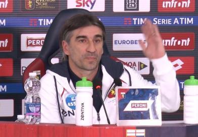 """Juric: """"Formazione ancora da decidere. La Lazio l'ho vista bene…"""""""