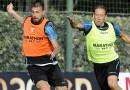 Allenamento pomeridiano per la Lazio. Assenti i nazionali, Milinkovic-Savic e Caicedo.
