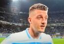"""Inter-Lazio, Milinkovic all'intervallo: """"Stiamo facendo grandi cose"""""""