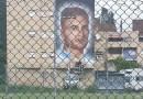 """Murales Ponte di Nona, Lotito: """"Un onore per il Club"""""""