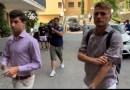 Lazio, oggi in Paideia è la volta dei nazionali: foto e video