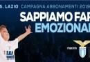 Lazio, riprende la campagna abbonamenti: ecco tutte le info
