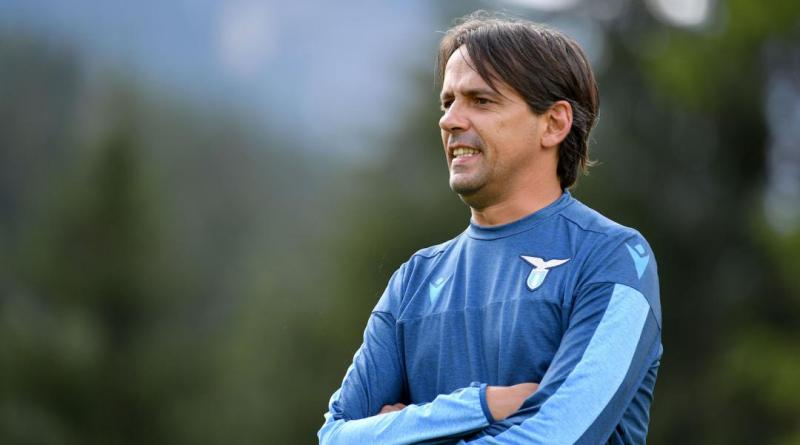 Inzaghi Cluj Lazio
