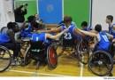 S.S. Lazio Basket in carrozzina a Guidonia