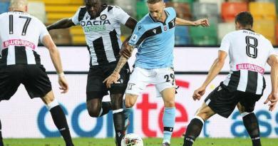 """Lazzari: """"Ho giocato con antidolorifici contro la Roma. Abbiamo fatto una grande partita"""""""