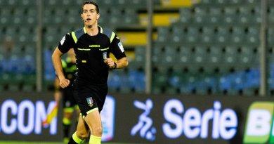 Coppa Italia, Lazio-Parma: la designazione arbitrale