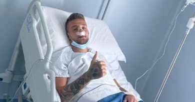 Milinkovic: Sui social una foto post operazione, corsa con il tempo per averlo nel derby