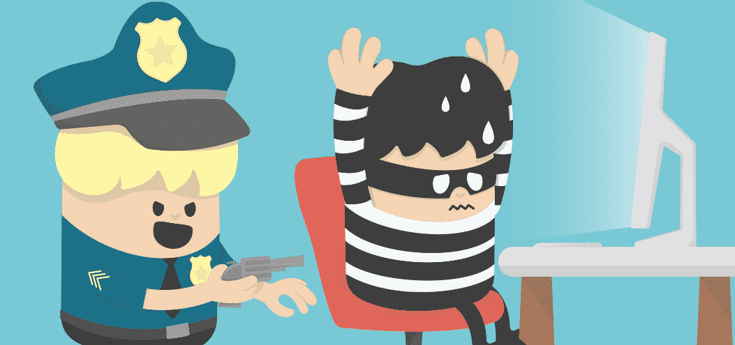 Why Is It So Hard To Catch Identity Thieves?