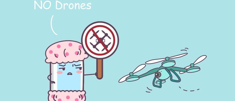 Drones Causing Identity Theft