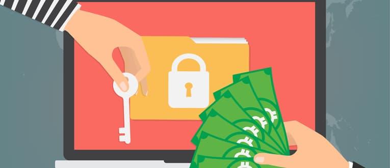 Ransomware Identity Theft