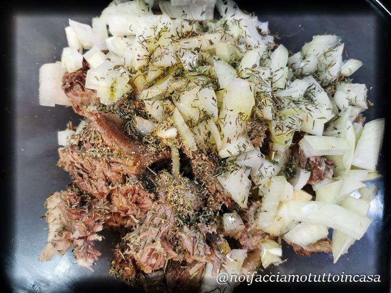 insalata di bollito