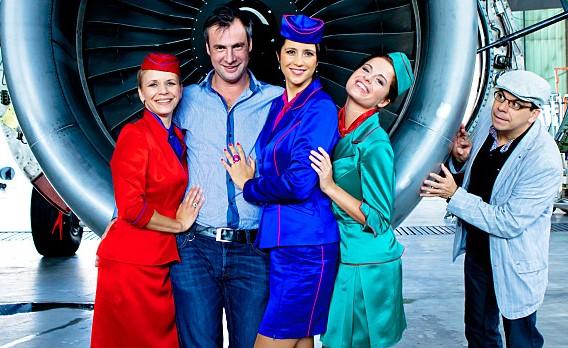 Színdarab ajánló: Boeing, Boeing - Leszállás Párizsban - Thália Színház