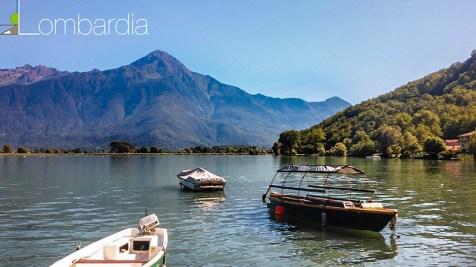 Lungo lago di Dascio