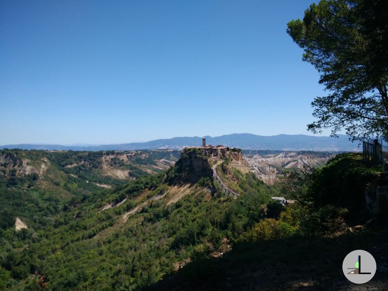 """Civita di Bagnoregio """"The town that is dying"""""""