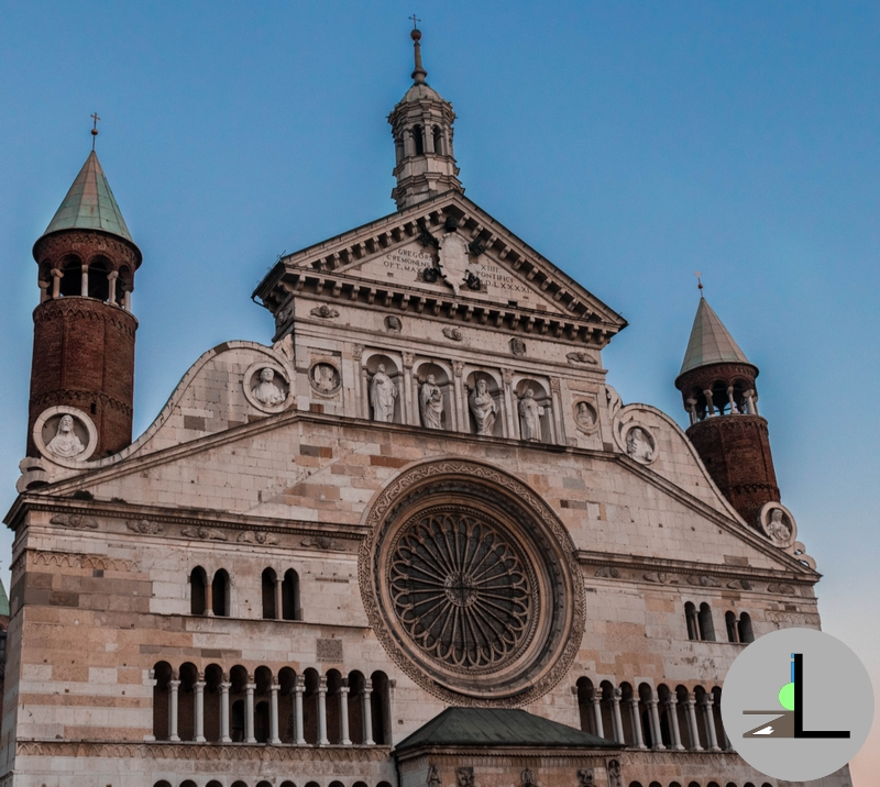 CREMONA: Fast tour of the city