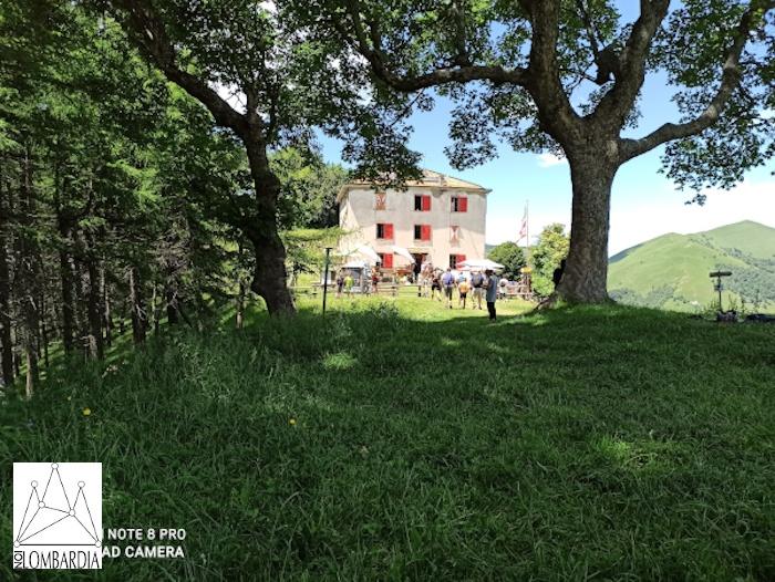 Valle d'Intelvi da Pian delle Alpi al rifugio Prabello