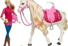 Barbie giocattolo per bambine