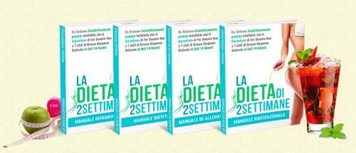 Perdere peso velocemente con la dieta delle 2 settimane
