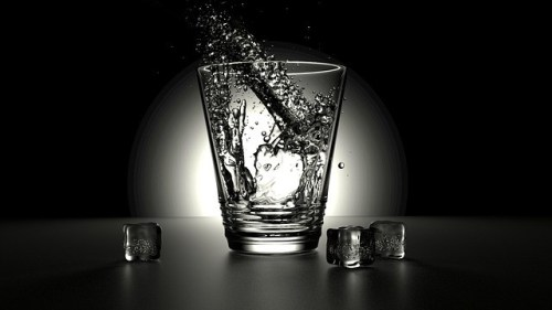 dimagrire velocemente acqua