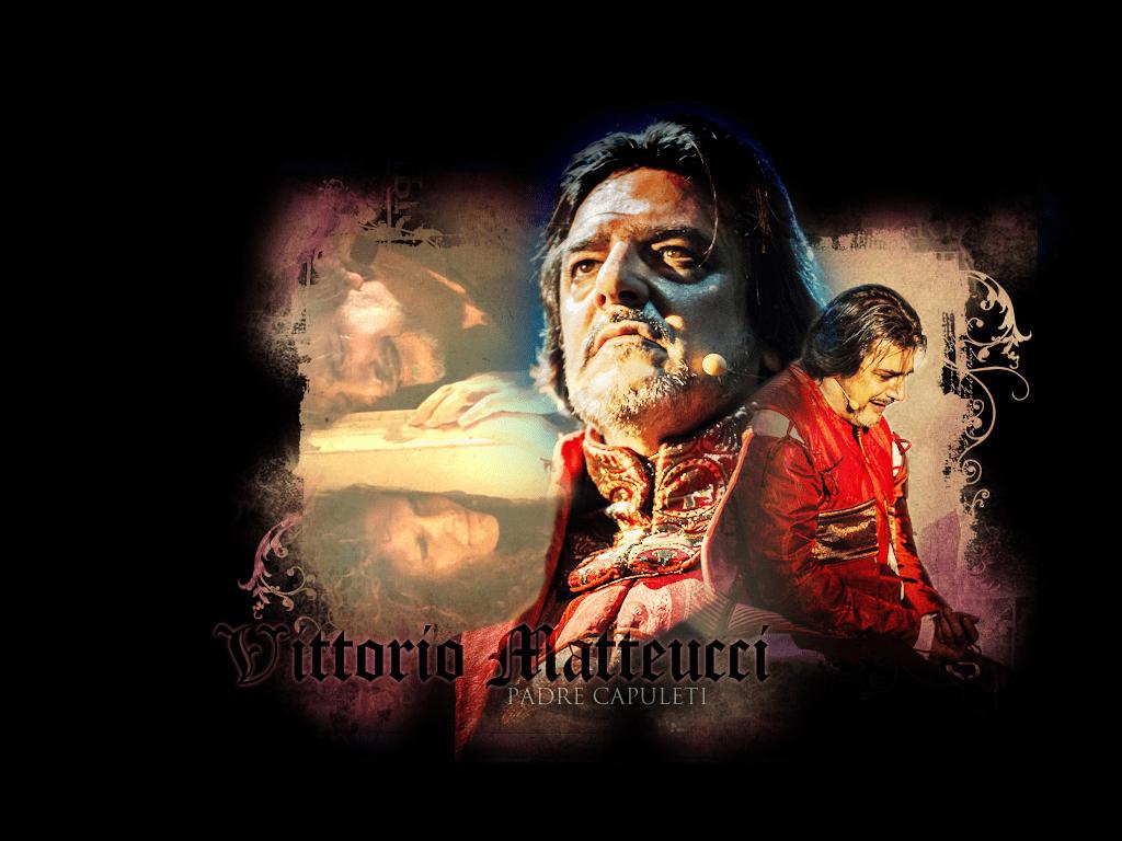 VITTORIO MATTEUCCI...orgoglio italiano per il mondo del musical