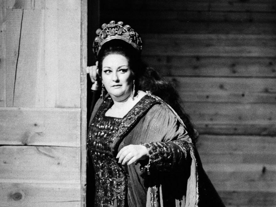 Grandi voci alla Scala MOntserrat Caballé
