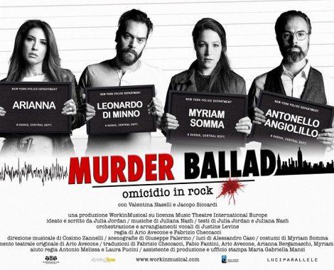 Murder Ballad annullamento