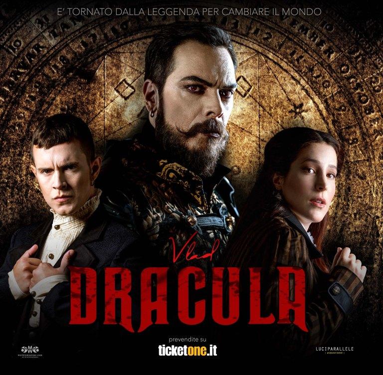 Vlad Dracula Opera Musical: da novembre in tour!