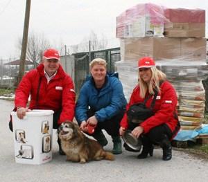 Tvrtka DDL ZAGREB d.o.o. (Royal Canin) donirala naše štićenike